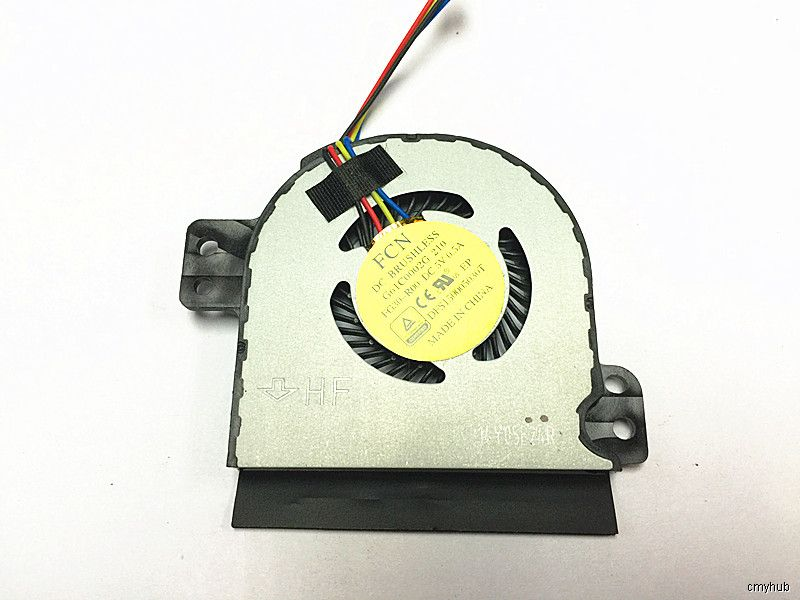 New Toshiba Satellite C50 R50-B G61C0002G 110 210 DFS150005030T G61C0002G 210 110 FG30-R00 4-Pin CPU Cooling Fan