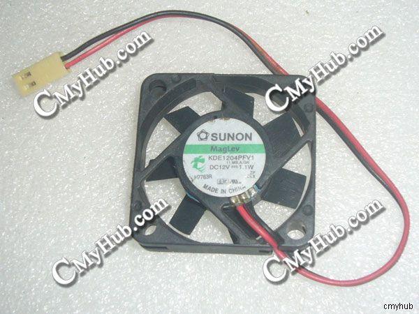 For SUNON ME40101V1-0000-G99 DC12V 1.08W 40mm 4CM 40*40*10mm 3Wire Cooling Fan