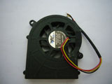 Dongweifeng EFWF-04A05L DC5V 0.30A Bare Fan 3Wire 3Pin Cooling Fan