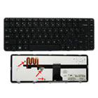 HP Pavilion dm4 Series Keyboard 598891-001 606883-001 NSK-HT1BV