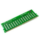 Desktop PC Motherboard DDR2 RAM Memory Slot Repair Test Tester Card with LED