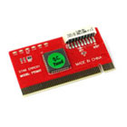 PCI Diagnostic Analyzer. 2 Digit Display Post Card (Red) PT092T