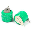 3.6V 20mAh (3 Cells) Rechargeable Ni-MH Battery