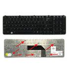 HP Pavilion HDX9000 Series Keyboard 4488159-001 442101-001 6037B0019301