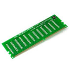 Desktop PC Motherboard DDR1 RAM Memory Slot Repair Test Tester Card with LED