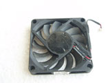Fujitsu SIEMENS Amilo D8830 Y.S TECH FD057010HB DC5V 0.43A 2Wire 3Pin connector Cooling Fan