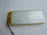 3.7V 2400mAh 064392 604392 Lipo Lithium Polymer Rechargeable Battery