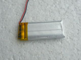 3.7V 400mAh 402050P 042050P Lipo Lithium Polymer Rechargeable Battery
