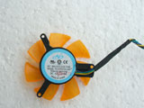 NTK PLD05010S12H 14010010095 DC12V 0.20A 4Pin 4Wire 4710 4CM 47mm 47X47X10mm Graphics Cooling Fan