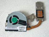 HP ProBook 5320m Cooling Fan 618830-001 AT0DF001AA0