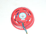 NTK D7525B12HP-0-C01 14010010041 DC12V 0.94A 7525 7CM 75mm 75X75X25mm 4Pin 4Wire Cooling Fan