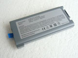 10.65V 7800mAh 9 Cells Panasonic ToughBook CF-30 Battery CF-VZSU46
