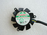 Protechnic MGT4012MF W10 DC12V 0.09A 3510 3CM 35mm 35X35X10mm 4Pin 4Wire Graphics Cooling Fan