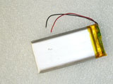3.7V 063065P HxWxL Lipo Lithium Polymer Rechargeable Battery