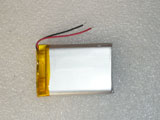 3.7V 800mAh 0503450P HxWxL Lipo Lithium Polymer Rechargeable Battery