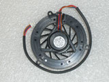 Compaq Presario 3000 Series UDQF2WH12F1N DC5V 0.35A 3Wire 3Pin connector Cooling Fan