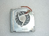 Fujitsu LifeBook S7000 MCF-S6012AM05B DC5V 250mA 3Wire 3Pin connector Cooling Fan