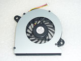 Fujitsu LifeBook L1010 UDQFRZH11C1N DC5V 0.30A 3Wire 3Pin connector Cooling Fan