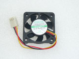 EVERCOOL EC4010M12S DC12V 0.07A 0.84W 4010 4CM 40MM 40X40X10MM 3pin Cooling Fan