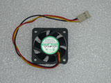 EverCool EC4010L05SA DC5V 0.10A 4010 4CM 40MM 40X40X10MM 3pin Cooling Fan