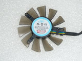 NVIDIA NTK PLD06010B12HH DC12V 0.40A 54X54X10mm 4Pin Fan