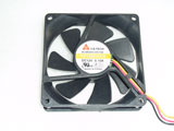 Y.S TECH FD128020LB DC12V 0.10A 80mm 8CM 80x80x20mm 8020 3Pin 3Wire Cooling Fan