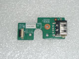 Lenovo B580 Series 55.4TG03.001G 55.4TG03.001 12021511 I53G6420D USB Port CONNECTOR Board
