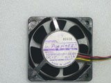 SANYO 109R0612H4E01 DC12V 0.11A 6025 6CM 60mm 60x60x25mm 3pin Cooling Fan