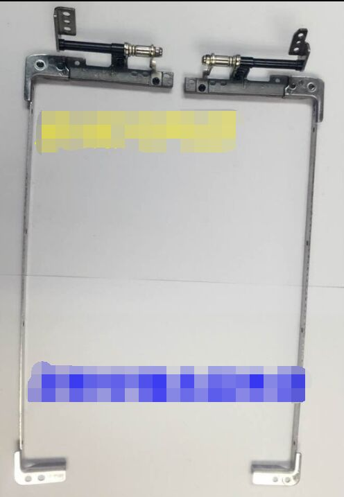 HP DV6-1000 DV6-1200 DV6-1100 15.6 Laptop LCD Screen Left & Right Hinges Brackets Set