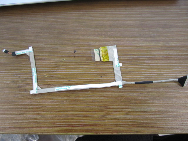Samsung NB30 BA39-00954A Laptop LED LCD LVDS VIDEO FLEX Ribbon Connector Cable