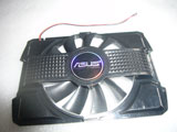 ASUS GT220 240 430 440 9600GSO EAH4670 5570 6570 6670 R128015SM Graphics Card Cooling Fan