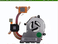 Toshiba Satellite U900 U945 U940 AT0T70020X0 FPC1 0B HEATSINK CPU Cooling Fan