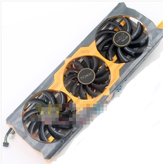 Sapphire TOXIC R9 370X 4G PLD09210D12HH PLD08010S12HH Graphics Card Cooling Fan