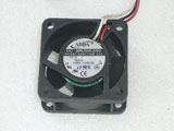ADDA AD0412HB-C53 S DC12V 0.15A 4020 4CM 40mm 40x40x20mm 3Pin 3Wire Cooling Fan