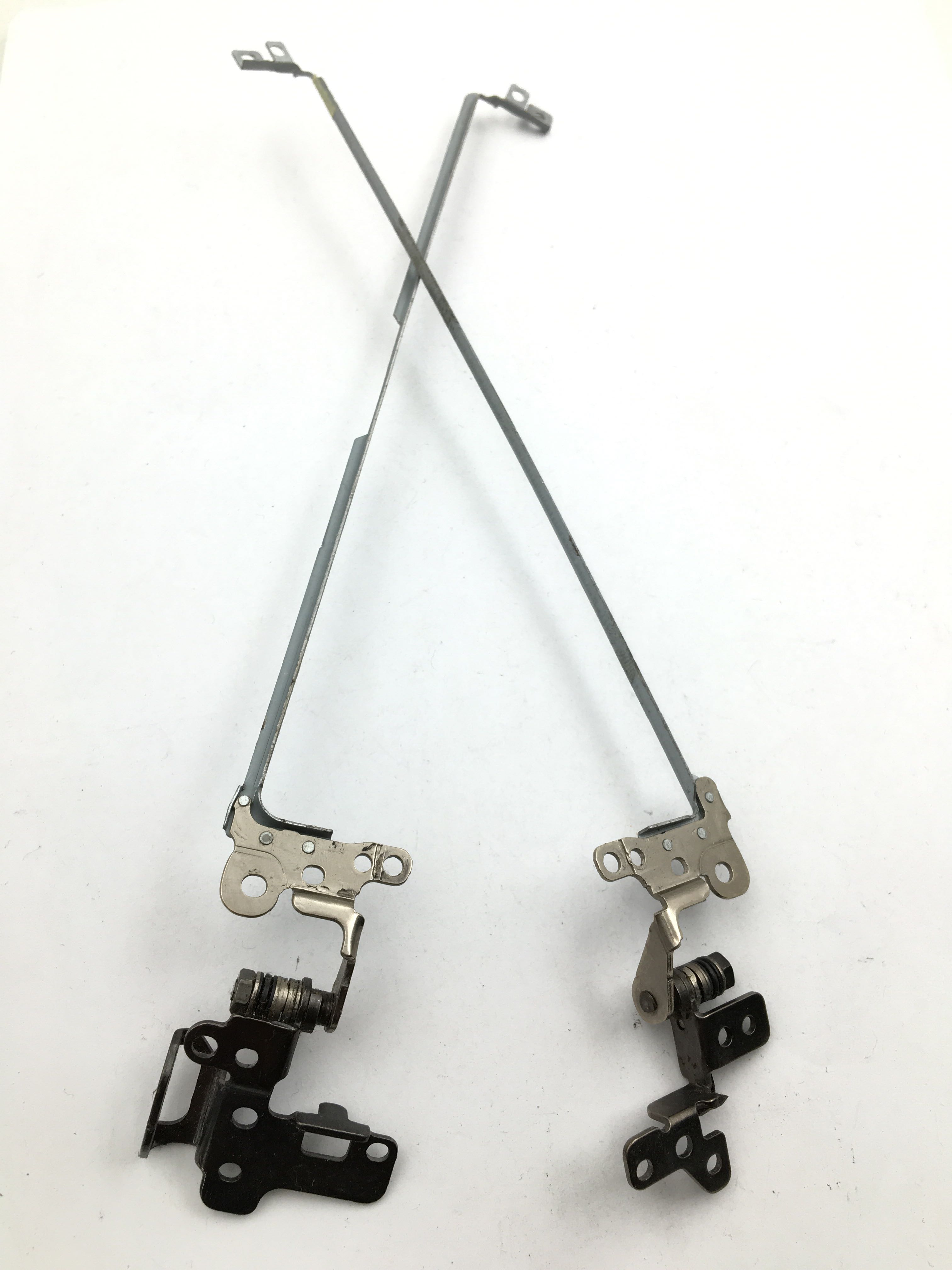 New Acer Aspire One 722 AO722 AM012000300 AM012000400 Laptop LCD Hinges Brakets Set
