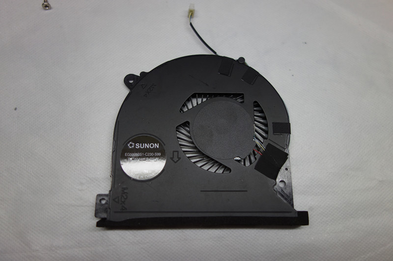 Lenovo IdeaPad S500 Sunon EG50050S1-C230-S99 13N0-B7P0D12-0A 5V 4Pin 4Wire CPU Cooling Fan