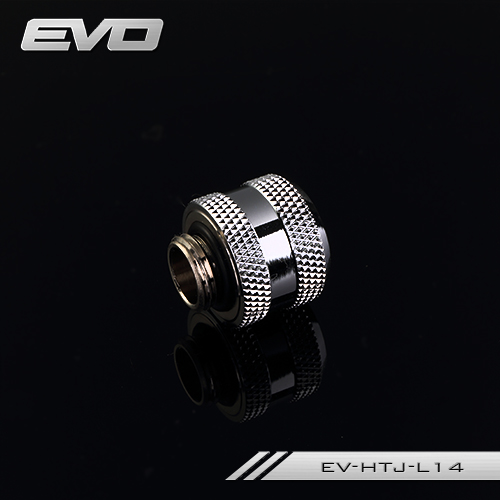 EVO EV-HTJ-L14 Pipe Fastener G1 / 4-Threaded 4-Sealing Water Cooler Kit