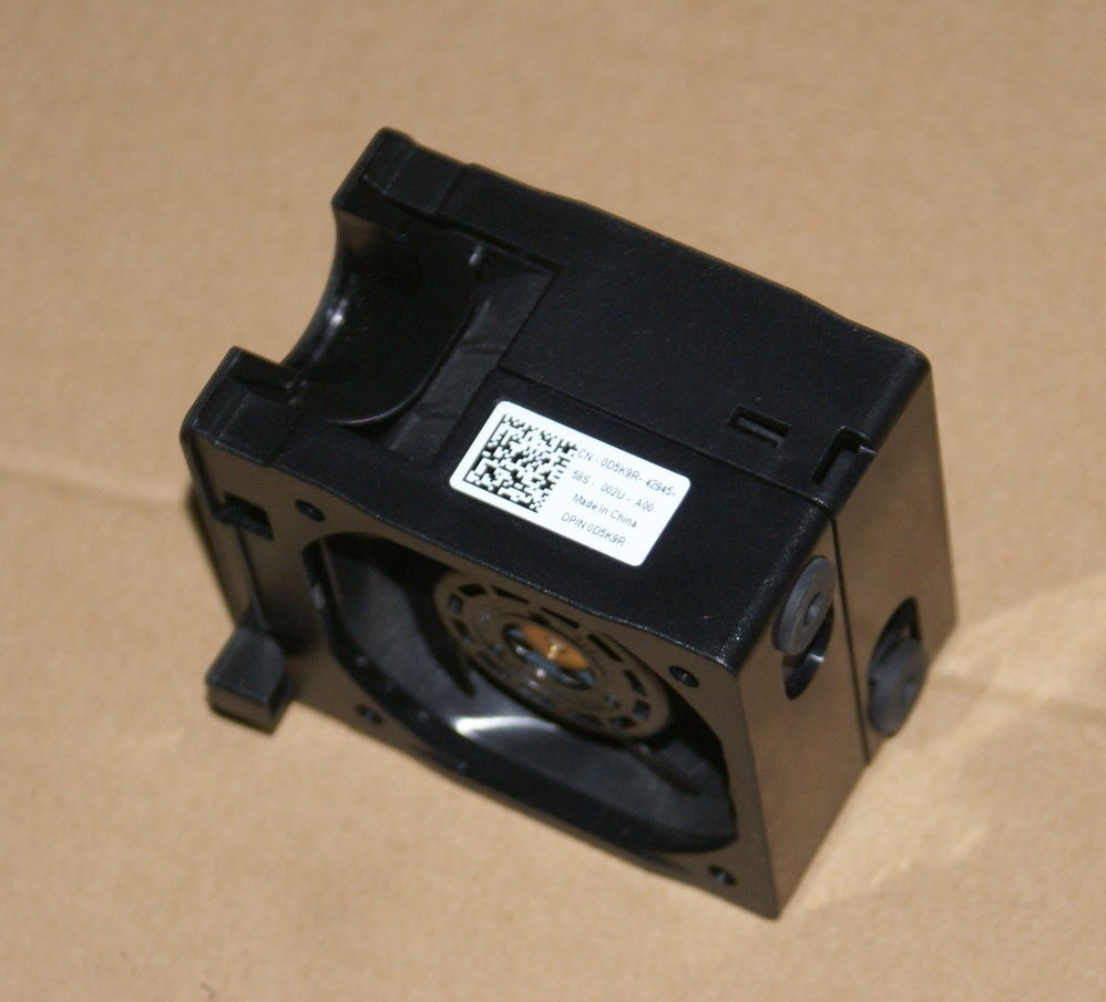 New Dell PowerEdge R530 R530XD 0D5K9R D5K9R SANYO 9GA0612P1J691 N92T9 N92T9-A00 ASSY Server Cooling Fan