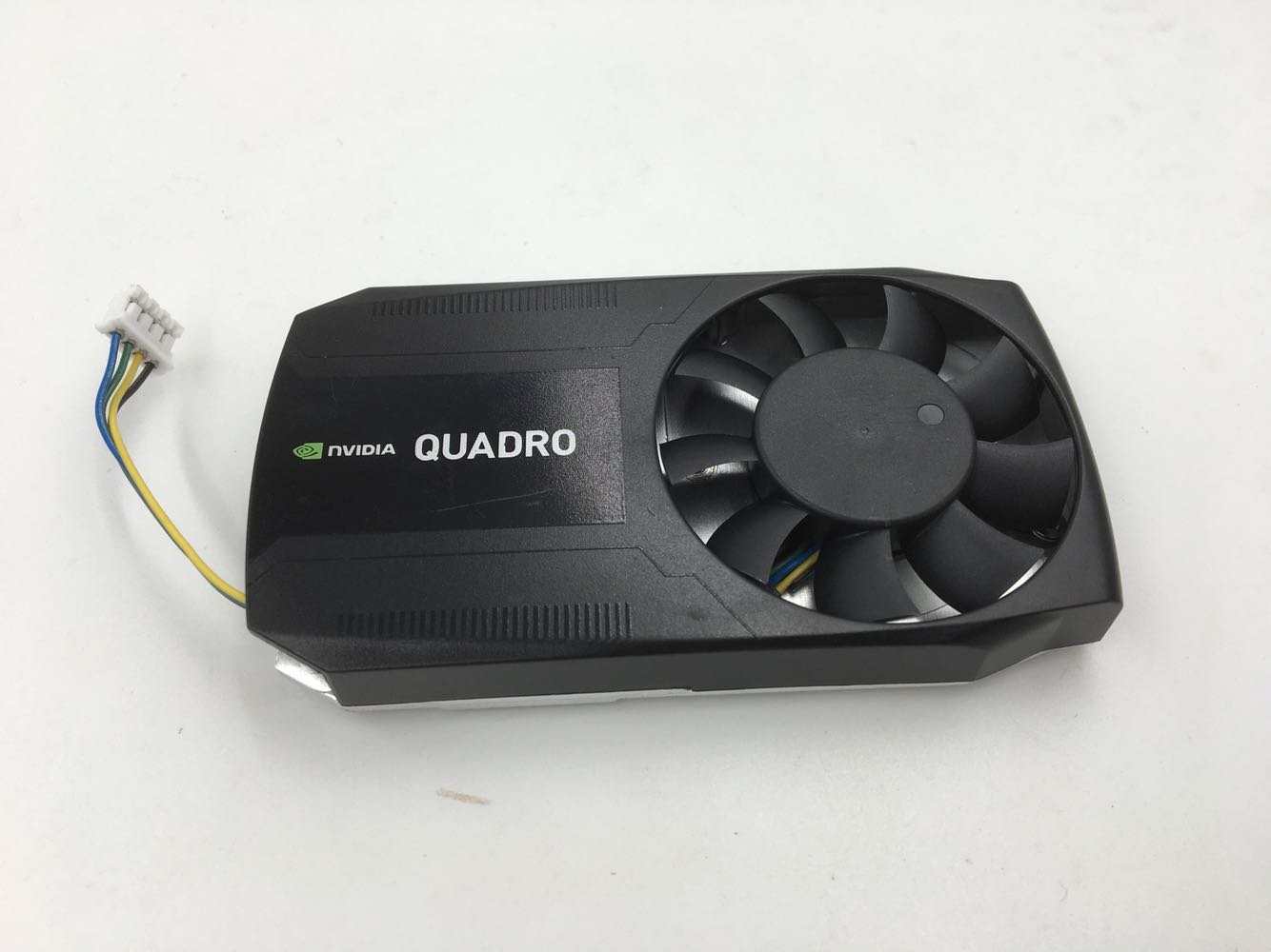 New NVIDIA QUADRO K620 VGA 4Pin 4Wire Dual Ball VGA Display Video Graphics Card Heatsink Cooling Fan