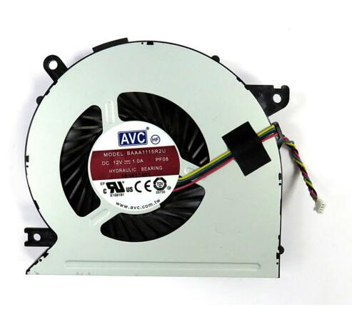 HP Envy 27-p050na All-in-One AiO AVC BAAA1115R2U PF08 1323-00MY000 Internal System/CPU Cooling Fan