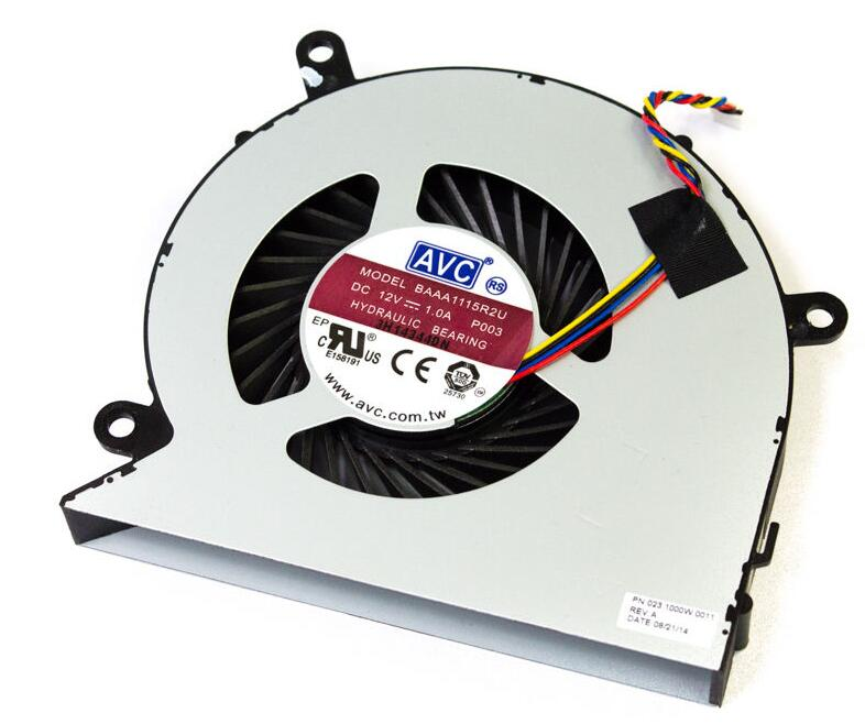Acer Aspire U5-620 AIO AVC BAAA1115R2U P003 023.1000W.0011 All In One Internal System/CPU Cooling Fan