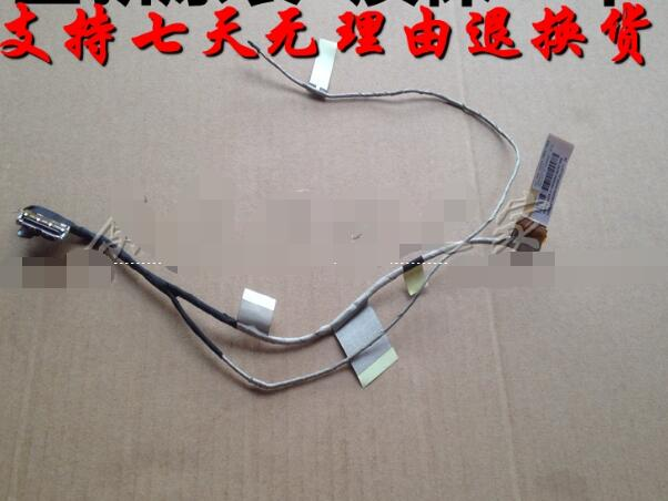 ASUS PRO PU301L PU301LA-R0017G LED LCD Screen LVDS VIDEO FLEX Ribbon Connector Cable