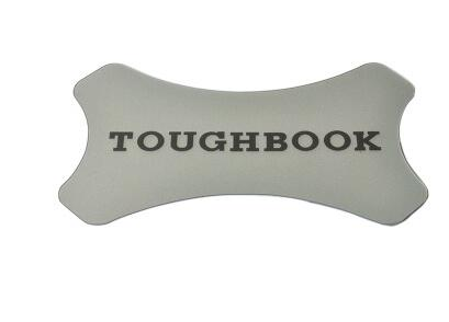New Panasonic Toughbook CF-18 CF18 CF 18 Top Rear Case Cover Badge LOGO Stickers Label