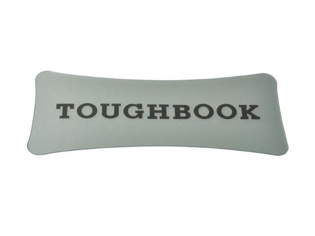 New Panasonic Toughbook CF-29 CF29 CF 29 Top Rear Case Cover Badge LOGO Stickers Label