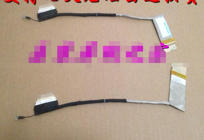 ASUS X502 1422-020D000 Laptop LED LCD Screen LVDS VIDEO FLEX Ribbon Connector Cable