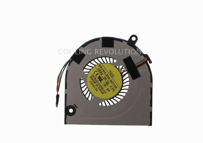 New Lenovo IdeaPad S206 S206-CFI S206-ETH FB9G DFS401505M10T DC5V 0.4A 4Pin 4Wire CPU Cooling Fan