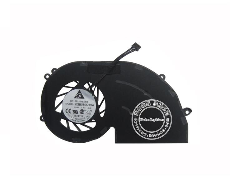 New Dell Latitude 13 Vostro V13 V13TL 0H7H05 H7H05 KSB0505HHA 9L92 6043B0076701 CPU Cooling Fan
