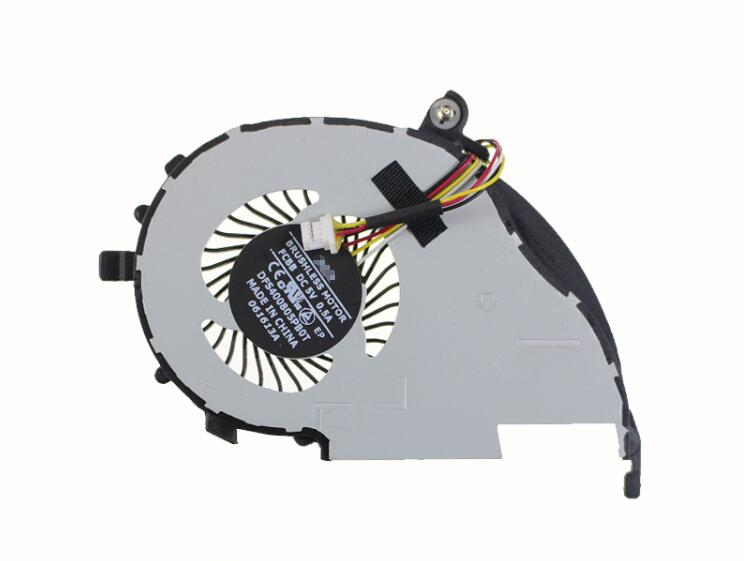 New For Acer Aspire V5-472 V5-572 V7-481 V7-581 FCBB DFS400805PB0T CPU Cooling Fan