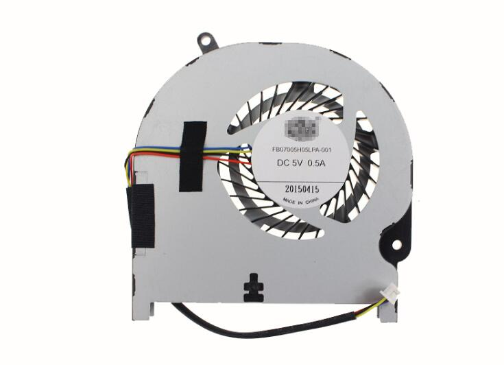 New Toshiba Satellite P55W-C P55W-C5200D H000082100 FB07005H05LPA-001 AB07505HX050B00 CPU Cooling Fan