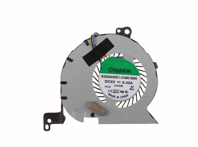 New For Dell Latitude E7250 E7450 04T1K3 4T1K3 EG50040S1-C490-S9A K6300L CPU Cooling Fan